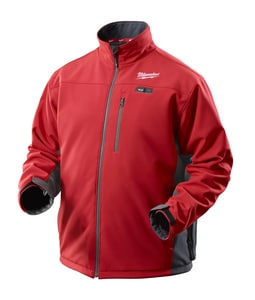 Milwaukee M12™ L Size Heated Jacket Kit in Red M2391