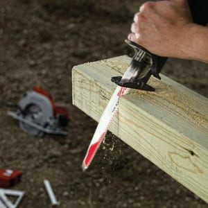 Milwaukee The Ax™ 6 in. Saw Blade M48012021