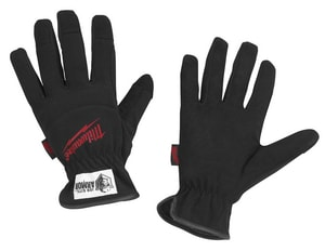 Milwaukee M Size Spandex and Synthetic Leather Work Gloves M49170111