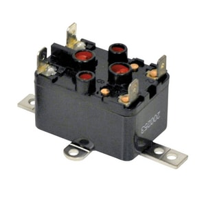 Motors & Armatures Series 902 24V Single Pole Double Throw Relay Jard MAR92370