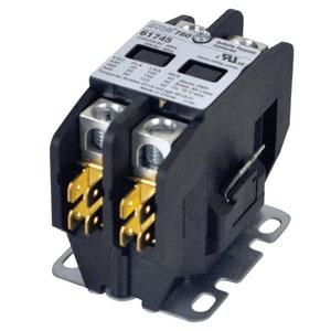 Motors & Armatures Series 614 30A 24V 2 Pole Contactor MAR61745