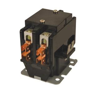 Motors & Armatures Jard® 40A 120V 2-Port Contactor with Lugs MAR1742