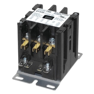 Motors & Armatures 30A 3-Pole Contactor with Screw Type Termination MAR61432