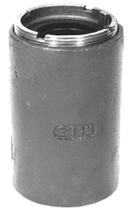 Zurn Z1099 4 in. Cast Iron No Hub Backwater Valve ZZ10994NHXNH