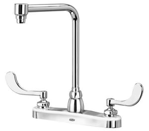 Zurn AquaSpec® Two Handle Kitchen Faucet in Polished Chrome ZZ871S4XL