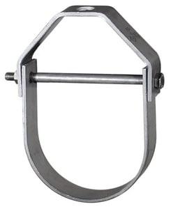 Anvil 6 in. Carbon Steel Adjustable Clevis Hanger Black G260U
