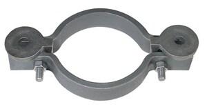 Anvil 6 in. 2-Bolt Steel Socket Clamp in Black A600U