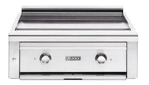 Lynx Asado Series 2-Burner Built-In Grill in Stainless Steel LL30AGNG