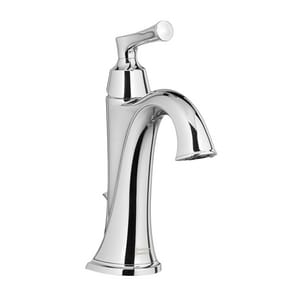American Standard Estate® Single Handle Monoblock Bathroom Sink Faucet in Polished Chrome A7722101