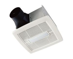 Broan InVent™ Series 80 CFM Bathroom Exhaust Fan in White NAEN80L