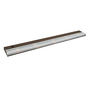 Kichler Lighting 40 in. 18W 12V 5-Light Wedge Under-Cabinet Xenon Light in Bronze KK10595BZ