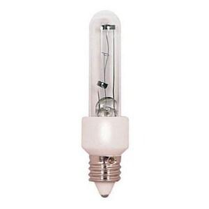 Kichler Lighting 100W Halogen Bulb Mini Candelabra E-11 Base KK5903CLR