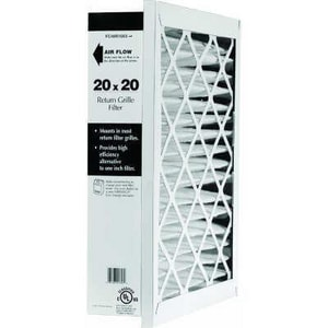 Honeywell Home 24 x 20 in. Return Air Filter Grille HFC40R1144