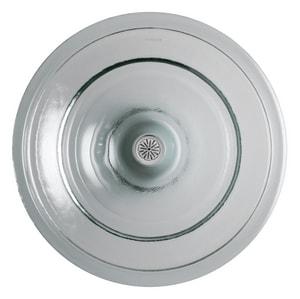 Kohler Spun Glass® Deck Mount Bathroom Sink in Ice K2276-B11