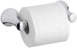 KOHLER Coralais® Wall Mount Toilet Tissue Holder in Polished Chrome K13434-CP