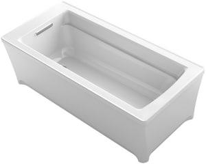 Kohler Archer® 67-3/4 x 31-3/4 in. Freestanding Bathtub in White K2594-0