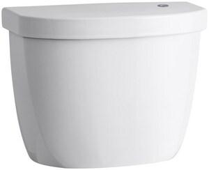 Kohler Cimarron® 1.28 gpf Toilet Tank in White K5692-0