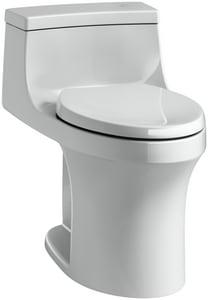 Kohler San Souci® 1.28 gpf Elongated One Piece Toilet in Ice Grey K4000-95