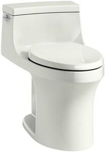 Kohler San Souci® 1.28 gpf Elongated One Piece Toilet in Dune K5172-NY