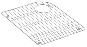 KOHLER Marsala™ Left Hand Bottom Basin Rack Stainless Steel K6001-ST