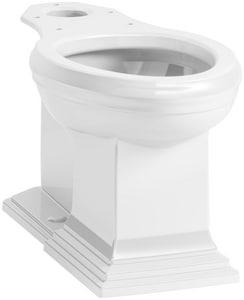Kohler Memoirs® Elongated Toilet Bowl in White K5626