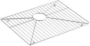 KOHLER Vault™ Strive® 15 19/20 x 21 1/4 in. Bottom Basin Rack Stainless Steel K6645-ST