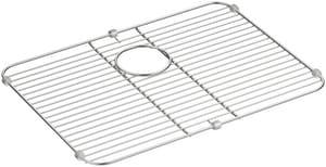 KOHLER Undertone® Preserve® 20-11/16 in. Bottom Basin Rack K6391-ST
