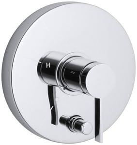 Kohler Stillness® Shower Handle Trim with Diverter and Single Lever Handle KT1004-4