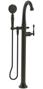 KOHLER Kelston® Single Handle Lever Floor Mount Filler in Oil Rubbed Bronze KT97332-4-2BZ