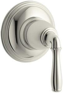 Kohler Devonshire® Single Handle Bathtub & Shower Faucet in Vibrant® Polished Nickel (Trim Only) KT10358-4-SN