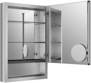 Kohler Verdera® 20 x 30 in. Aluminum Medicine Cabinet K99005-R-NA