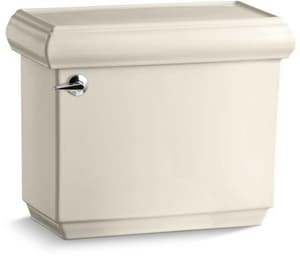 Kohler Memoirs® 1.28 gpf Toilet Tank in Almond with Left-Hand Trip Lever K4433-U-47