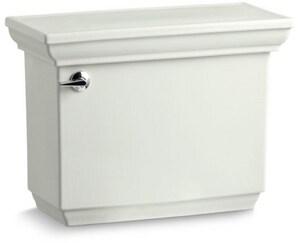 Kohler Memoirs® Stately 1.28 gpf Toilet Tank in Dune with Left-Hand Trip Lever K4434-U-NY