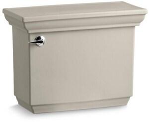 Kohler Memoirs® Stately 1.28 gpf Toilet Tank in Sandbar K4434-G9