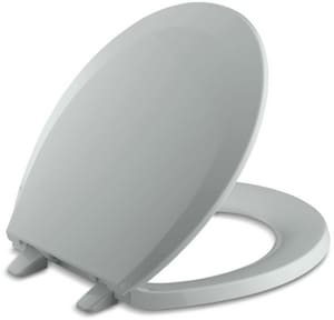 Kohler Lustra™ Quick-Release™ Round Closed Front With Cover in Ice Grey K4662-95