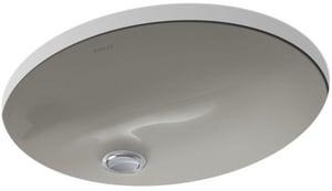 Kohler Caxton® Undermount Bathroom Sink in Cashmere K2209-K4