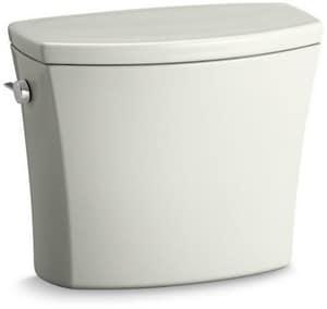 Kohler Kelston® 1.28 gpf Toilet Tank in Dune with Left-Hand Trip Lever K4469-NY