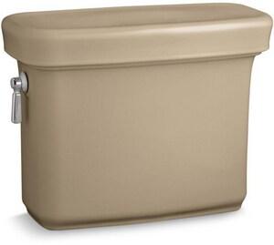 KOHLER Bancroft® 1.28 gpf Toilet Tank in Mexican Sand™ K4383-33