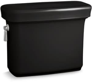 Kohler Bancroft® 1.28 gpf Toilet Tank in Black Black™ K4383-7