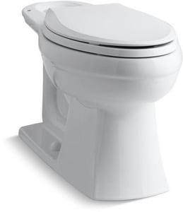 KOHLER Kelston® 1.6 gpf Elongated Floor Mount Toilet Bowl in White K4306