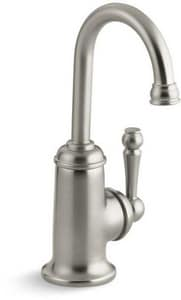 Kohler Wellspring® in Vibrant Brushed Nickel Cold Only Water Dispenser K6666-BN