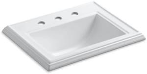 Kohler Memoirs® Classic Bathroom Sink K2241-8