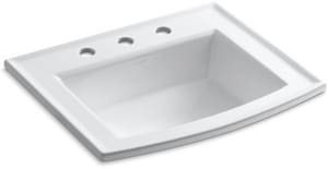 Kohler Archer® Drop-in Bathroom Sink K2356-8