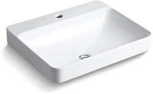 Kohler Vox® Drop-in Vessel in White K2660-1-0