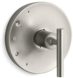 Kohler Purist® Single Lever Handle Valve Trim Only in Vibrant Brushed Nickel KT14423-4-BN