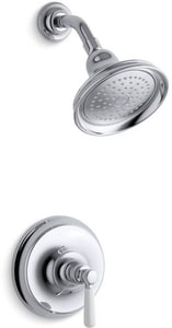 Kohler Bancroft® 2.5 gpm Bath and Shower Trim Kit with Single Lever Handle KT10583-4P
