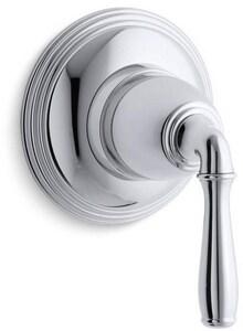 KOHLER Devonshire® Single Handle Bathtub & Shower Faucet in Polished Chrome (Trim Only) KT10358-4-CP