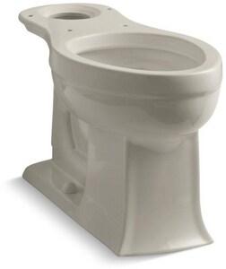 Kohler Archer® 1.28 gpf Elongated Floor Mount Toilet Bowl in Sandbar K4356-G9