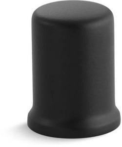 Kohler Brass Air Gap Cover in Matte Black K9111-BL
