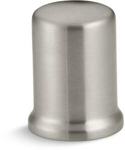 Kohler 1-13/16 in x 1-3/4 in. Air Gap in Vibrant Brushed Nickel K9111-BN